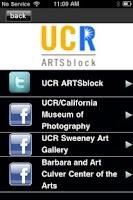 Screenshot of iMuseum