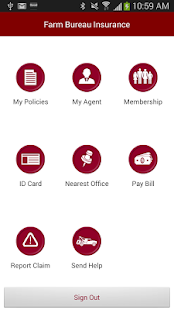 Farm Bureau MobileAgent- screenshot thumbnail