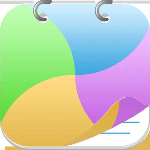 易趣记事本--笔记记事 工具 App LOGO-硬是要APP
