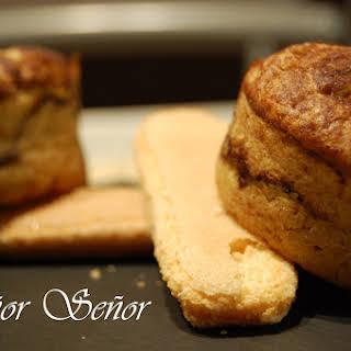 Tiramisu Muffins.