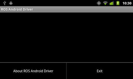 ROS Android Sensors Driver 0.4 screenshots 2