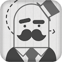 Kakaotalk theme-A Gentleman icon