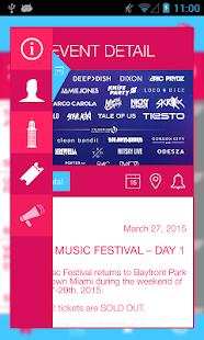 Miami Music Week 2015 Screenshot 4