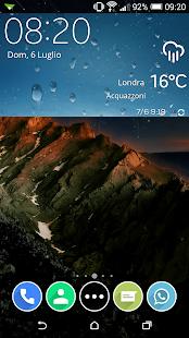玩個人化App|Galaxy S4 Zooper Widget PRO免費|APP試玩
