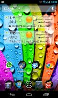 Screenshot of Meteoclimatic