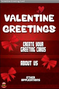 Valentine's Day Greeting - screenshot thumbnail