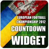 Euro Football Countdown Widget