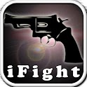 iFight Pro –  Whip, Sword, Gun logo