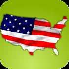 Quiz (US): Estados y capitales icon