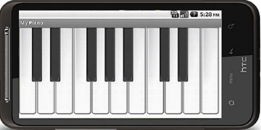 實際演奏鋼琴