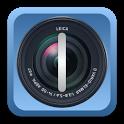 Slit camera icon