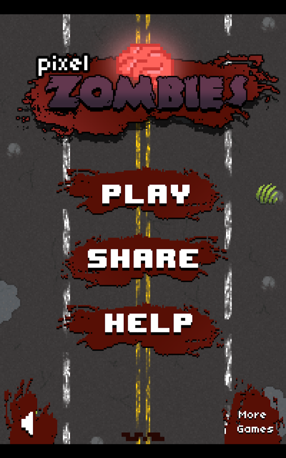 Pixel Zombies- screenshot