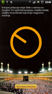 Vaktija Prayer Times- screenshot thumbnail