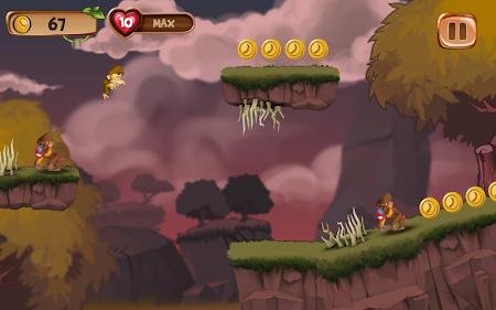 Banana Island –Monkey Kong Run 1.92 screenshot 638919
