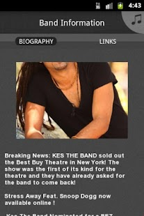 Kes The Band - screenshot thumbnail