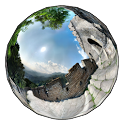 Photosphere Free Wallpaper icon