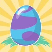 Easter hunt: create egg trail