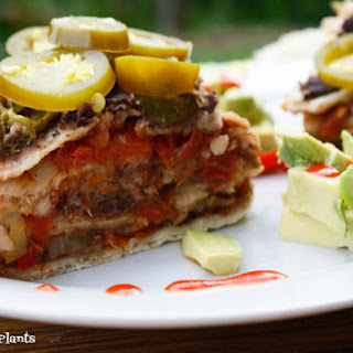 Mexican Lasagna [Vegan, Gluten-Free]