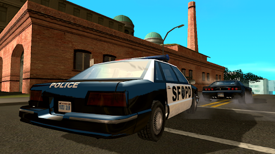 Grand Theft Auto: San Andreas  10