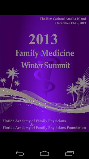 FAFP 2013 Winter Summit