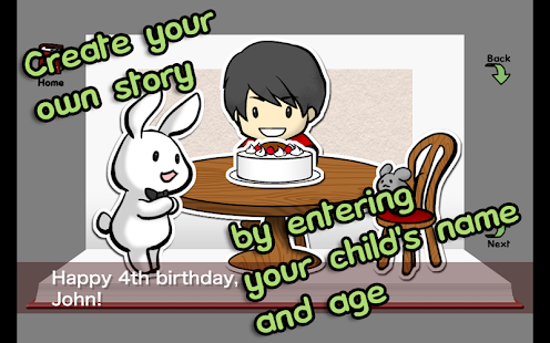 Your Books Happy Birthday- screenshot thumbnail