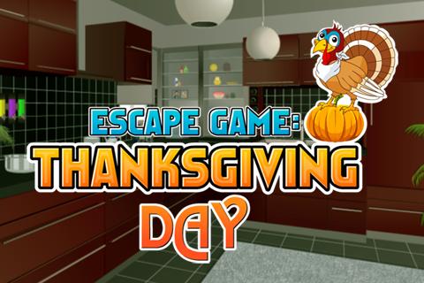 逃脱游戏:的感恩节
