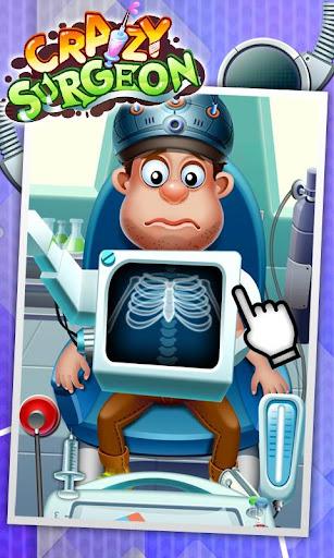 クレイジー外科医 - カジュアルゲーム