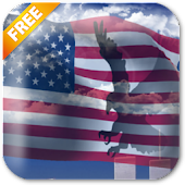 USA Eagle Live Wallpaper Free