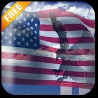 USA Eagle Live Wallpaper Free 3.1.1
