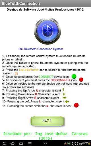 RC Bluetooth