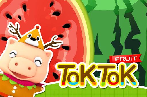 Pingle Tok Tok Fruit Sticker