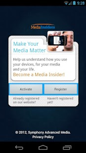Media Insiders Mobile - screenshot thumbnail