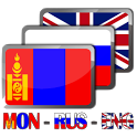 Mongolian Multi-Dictionary icon