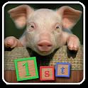 1st Games Kids Farm Animals icon