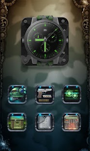 CF_Turbo Launcher  EX Theme - screenshot thumbnail