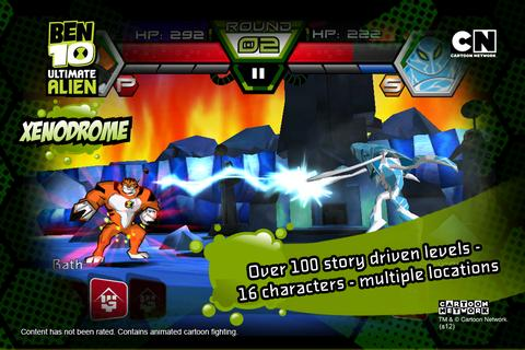 Ben 10 Xenodrome  screenshots 3