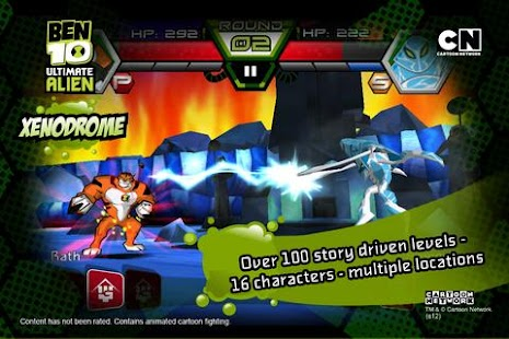 Ben 10 Ultimate Alien Force Games Free Download For Mobile
