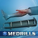 Medrills: Fracture icon