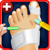 Ankle Surgery Simulator 2015