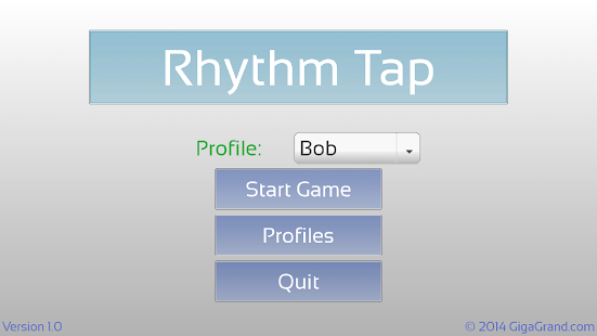 Rhythm Tap - Music Theory Game- screenshot thumbnail