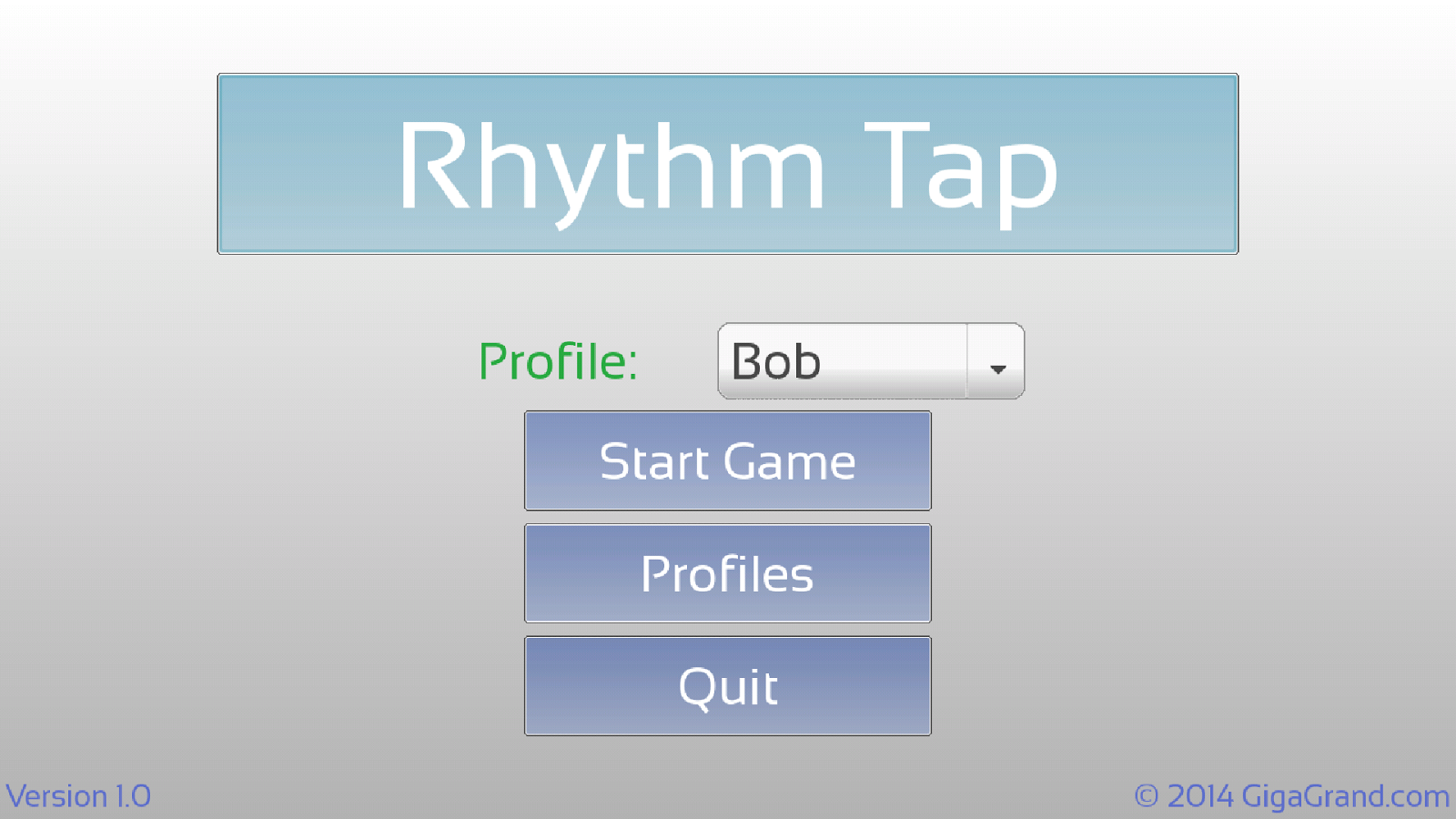 Rhythm Tap - Music Theory Game- screenshot