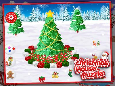Christmas House Puzzle v9.2