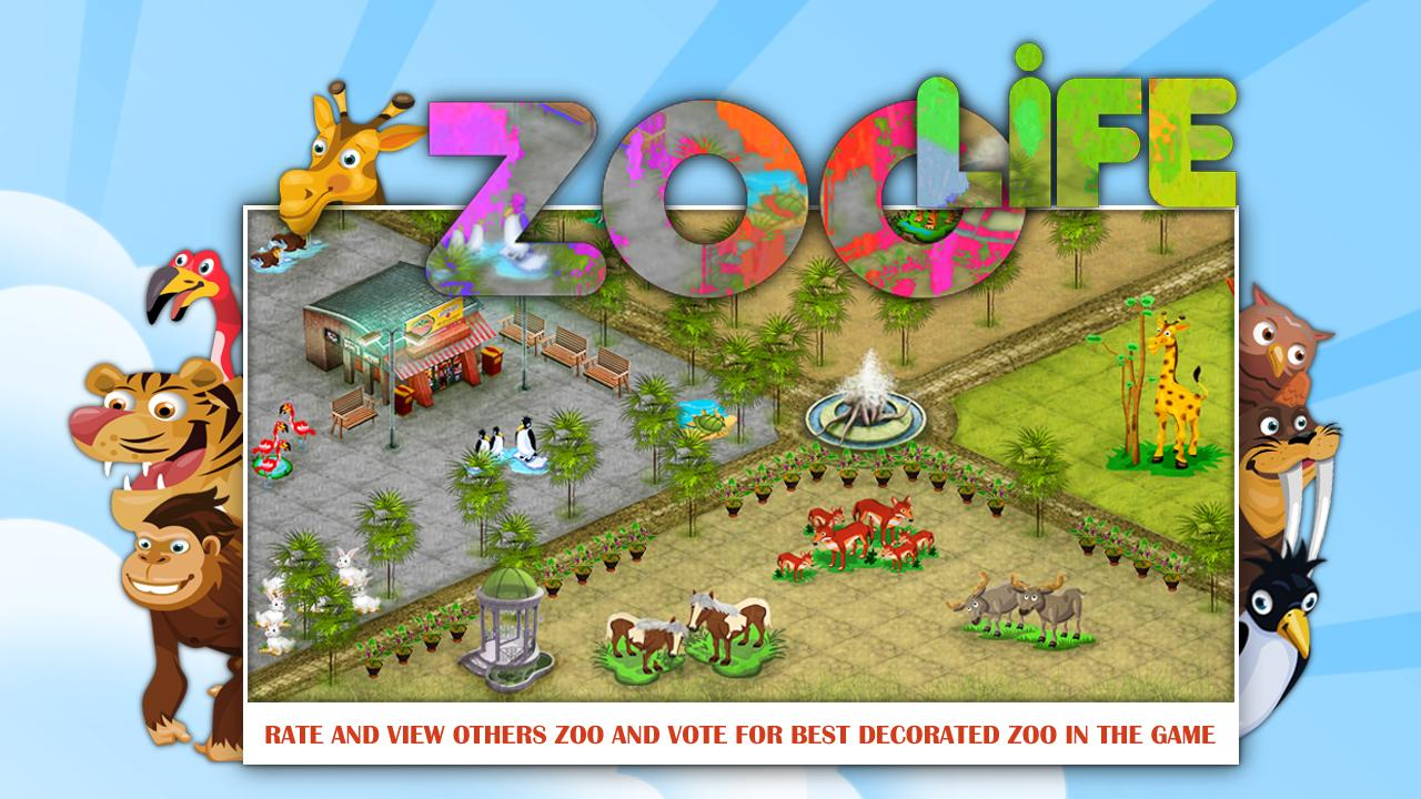 Zoo Life - screenshot