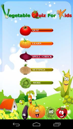 Learning Vegetables For Kids