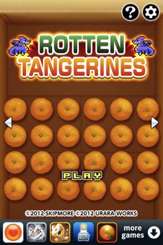 Rotten Tangerines- screenshot