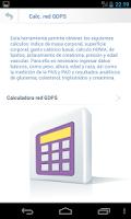 Screenshot of Workstation Diabetes Roche