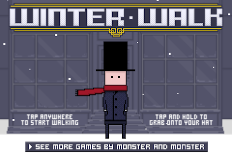 Winter Walk - screenshot thumbnail