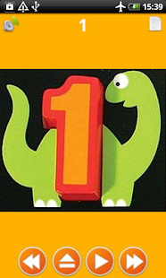 Letters Numbers Colors Shapes - screenshot thumbnail