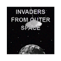 Invaders from outer space logo