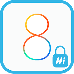 HI LockScreen (iOS 8,Parallax) APK